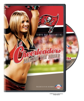 NFL Cheerleaders Making the Squad:  Tampa Bay Buccaneers