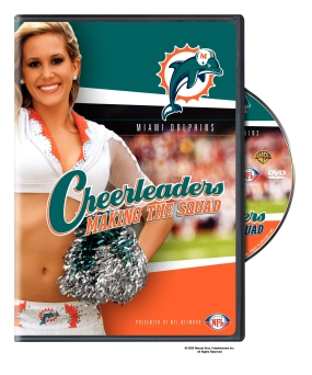 NFL Cheerleaders Making the Squad:  Miami Dolphins