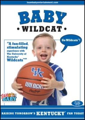 BABY WILDCAT Raising Tomorrow's Kentucky Fan Today!