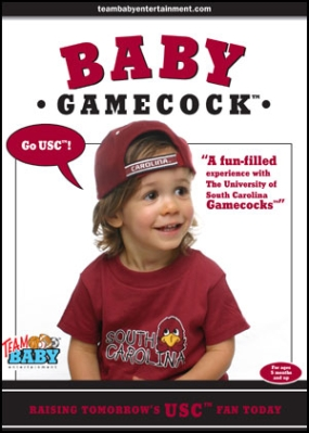 BABY GAMECOCK Raising Tomorrow's USC Fan Today!
