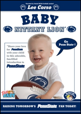 Baby Nittany Lion