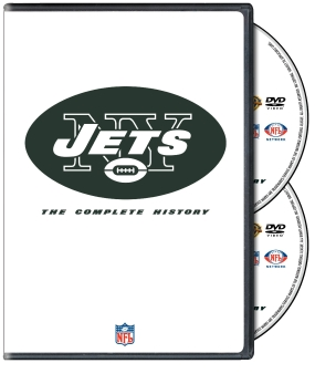 NFL History of the New York Jets