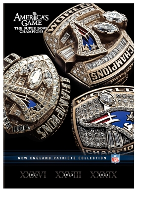 NFL Americas Game: New England Patriots