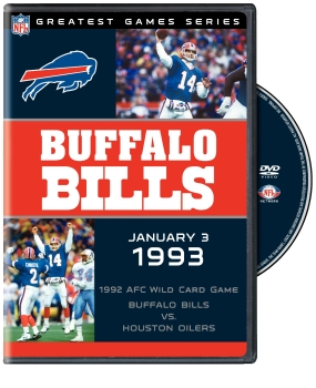 NFL Greatest Games Series: Bills vs. Oilers