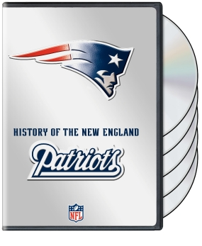 History of the New England Patriots DVD