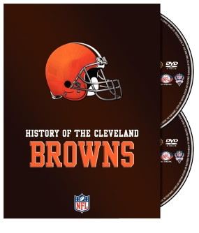 History of the Cleveland Browns DVD