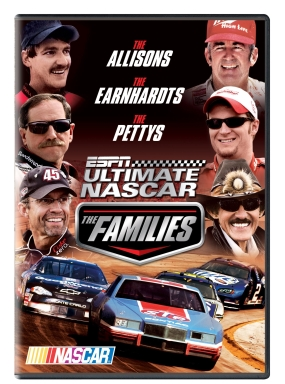ESPN Ultimate NASCAR DVD: Volume 5 - The Families