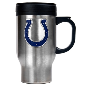 Indianapolis Colts 16oz Stainless Steel Travel Mug