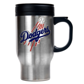 Los Angeles Dodgers Stainless Steel Travel Mug