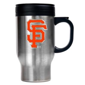 San Francisco Giants Stainless Steel Travel Mug