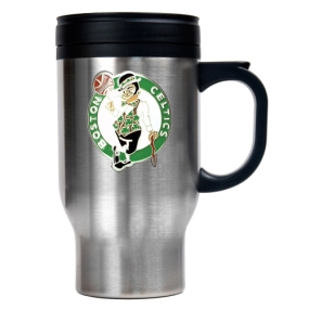 Boston Celtics Stainless Steel Travel Mug