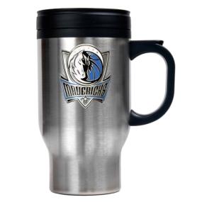 Dallas Mavericks Stainless Steel Travel Mug