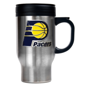 Indiana Pacers Stainless Steel Travel Mug