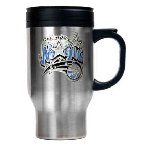 Orlando Magic Stainless Steel Travel Mug