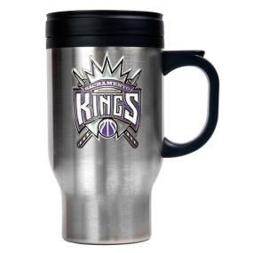 Sacramento Kings Stainless Steel Travel Mug