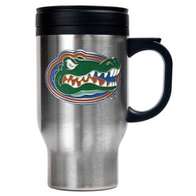 Florida Gators 16oz Stainless Steel Travel Mug