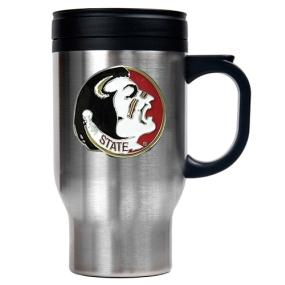 Florida State Seminoles 16oz Stainless Steel Travel Mug