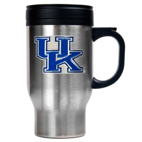 Kentucky Wildcats 16oz Stainless Steel Travel Mug