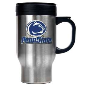 Penn State Nittany Lions 16oz Stainless Steel Travel Mug