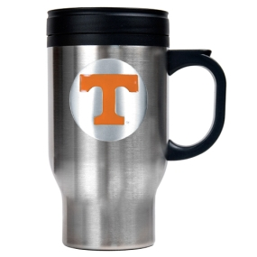 Tennessee Volunteers 16oz Stainless Steel Travel Mug