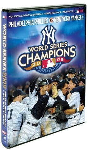 New York Yankees 2009 World Series Highlights