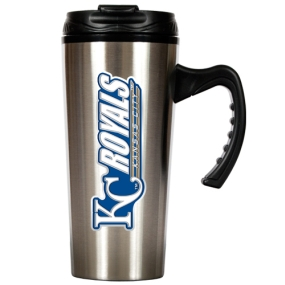 Kansas City Royals 16oz Stainless Steel Travel Mug