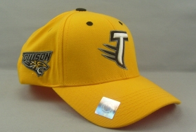 Towson Tigers Adjustable Hat