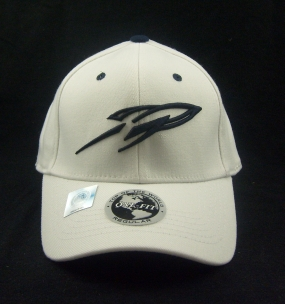Toledo Rockets White One Fit Hat