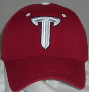 Troy Trojans Team Color One Fit Hat