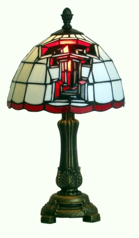 Texas Tech Red Raiders Accent Lamp