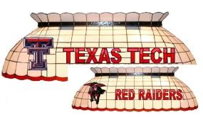 Texas Tech Red Raiders Pool Table Light