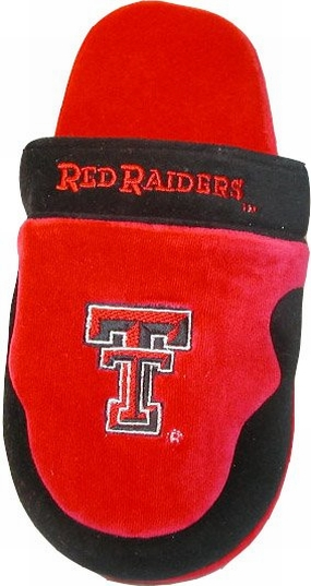 Texas Tech Red Raiders Slippers
