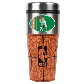 Boston Celtics 16oz GameBall Travel Tumbler