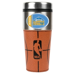 Denver Nuggets 16oz GameBall Travel Tumbler