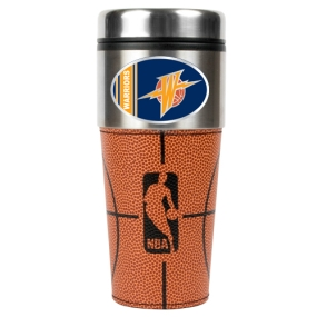 Golden State Warriors 16oz GameBall Travel Tumbler