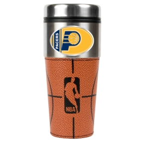 Indiana Pacers 16oz GameBall Travel Tumbler