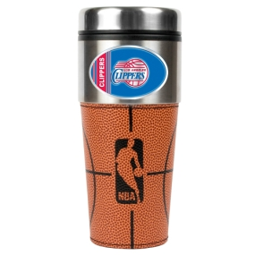 Los Angeles Clippers 16oz GameBall Travel Tumbler