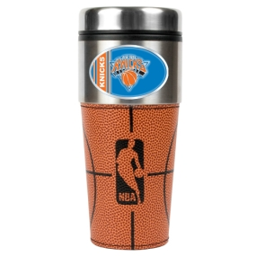 New York Knicks 16oz GameBall Travel Tumbler