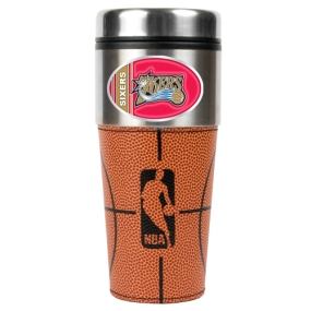 Philadelphia 76ers 16oz GameBall Travel Tumbler