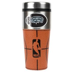 San Antonio Spurs 16oz GameBall Travel Tumbler