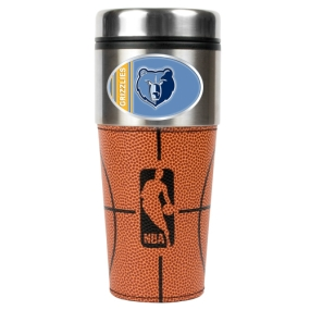 Memphis Grizzlies 16oz GameBall Travel Tumbler
