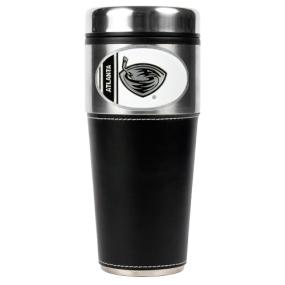 Atlanta Thrashers 16oz Travel Tumbler with Black Sleeve