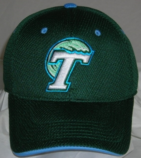Tulane Green Wave Elite One Fit Hat