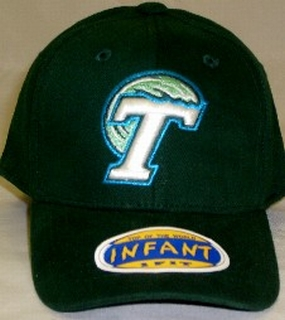 Tulane Green Wave Infant One Fit Hat