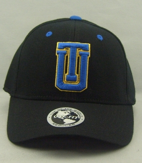 Tulsa Hurricane Black One Fit Hat