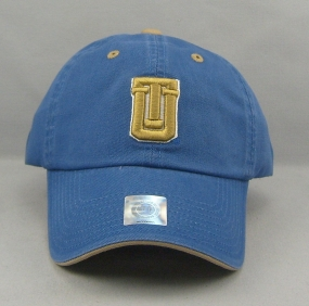 Tulsa Hurricane Adjustable Crew Hat