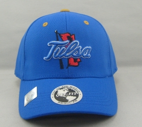 Tulsa Hurricane Team Color One Fit Hat