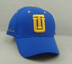 Tulsa Hurricane Adjustable Hat