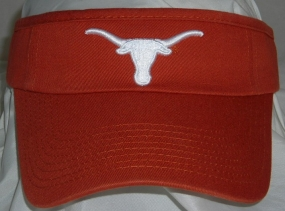 Texas Longhorns Visor