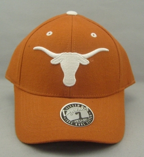Texas Longhorns Dynasty Fitted Hat